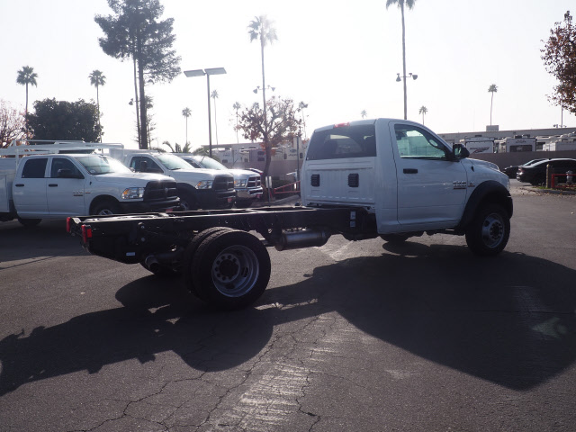 2018 Ram 5500 Regular Cab DRW 4x2,  Cab Chassis #B60006 - photo 8