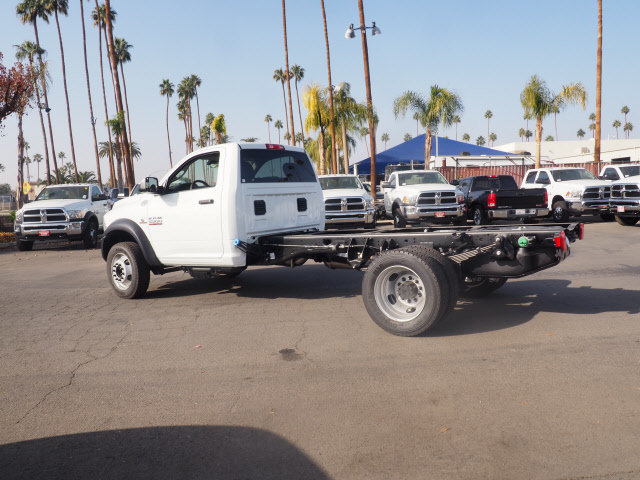 2018 Ram 5500 Regular Cab DRW 4x2,  Cab Chassis #B60006 - photo 10