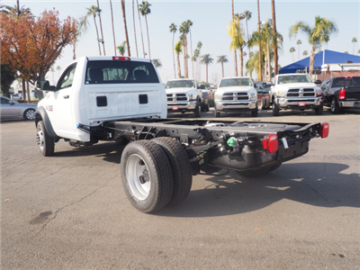 2018 Ram 5500 Regular Cab DRW, Cab Chassis #B60006 - photo 2