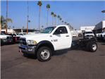 2018 Ram 5500 Regular Cab DRW 4x2,  Cab Chassis #B60006 - photo 1