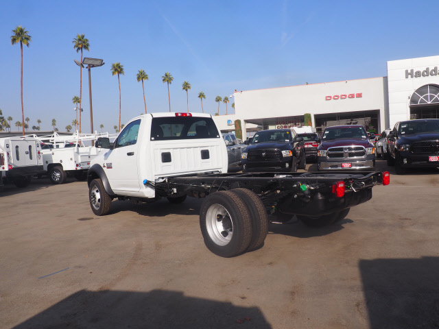 2018 Ram 5500 Regular Cab DRW, Cab Chassis #B60038 - photo 2