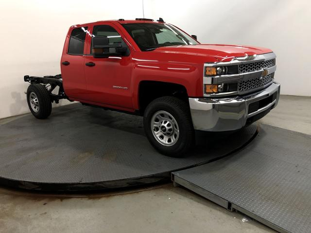 2019 Silverado 2500 Double Cab 4x2,  Cab Chassis #192078 - photo 1