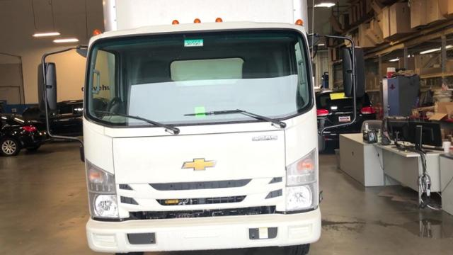 2020 Chevrolet LCF 4500 Regular Cab RWD, Supreme Iner-City Dry Freight #201560 - photo 5