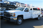 2018 Silverado 3500 Regular Cab DRW 4x2,  Royal Combo Body #C00739 - photo 1