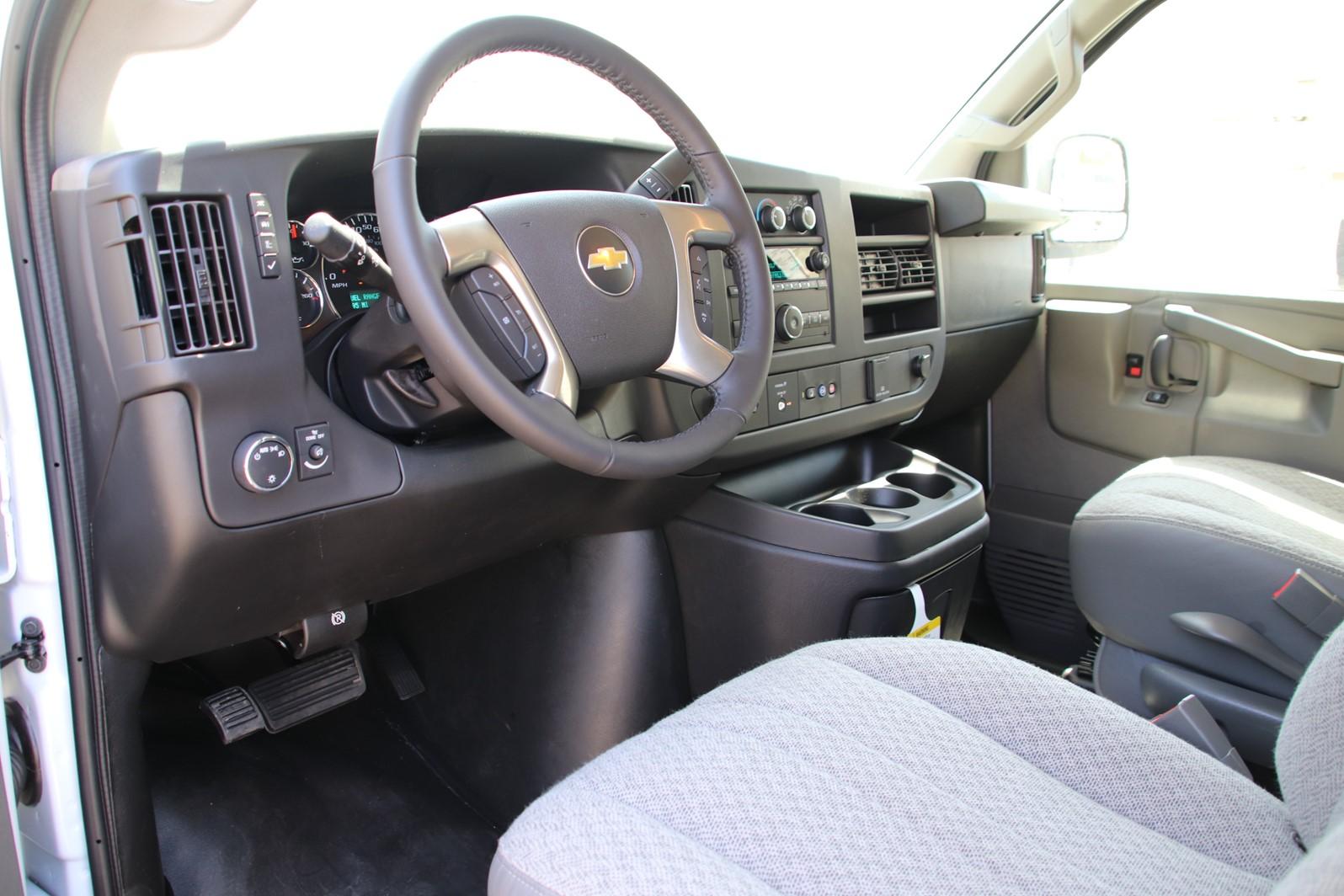 2019 Express 2500 4x2,  Sortimo Shelf Staxx Upfitted Cargo Van #C01533 - photo 5