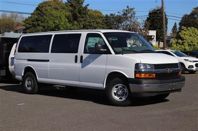 2019 Chevrolet Express 3500 RWD, Passenger Wagon #C01901 - photo 1