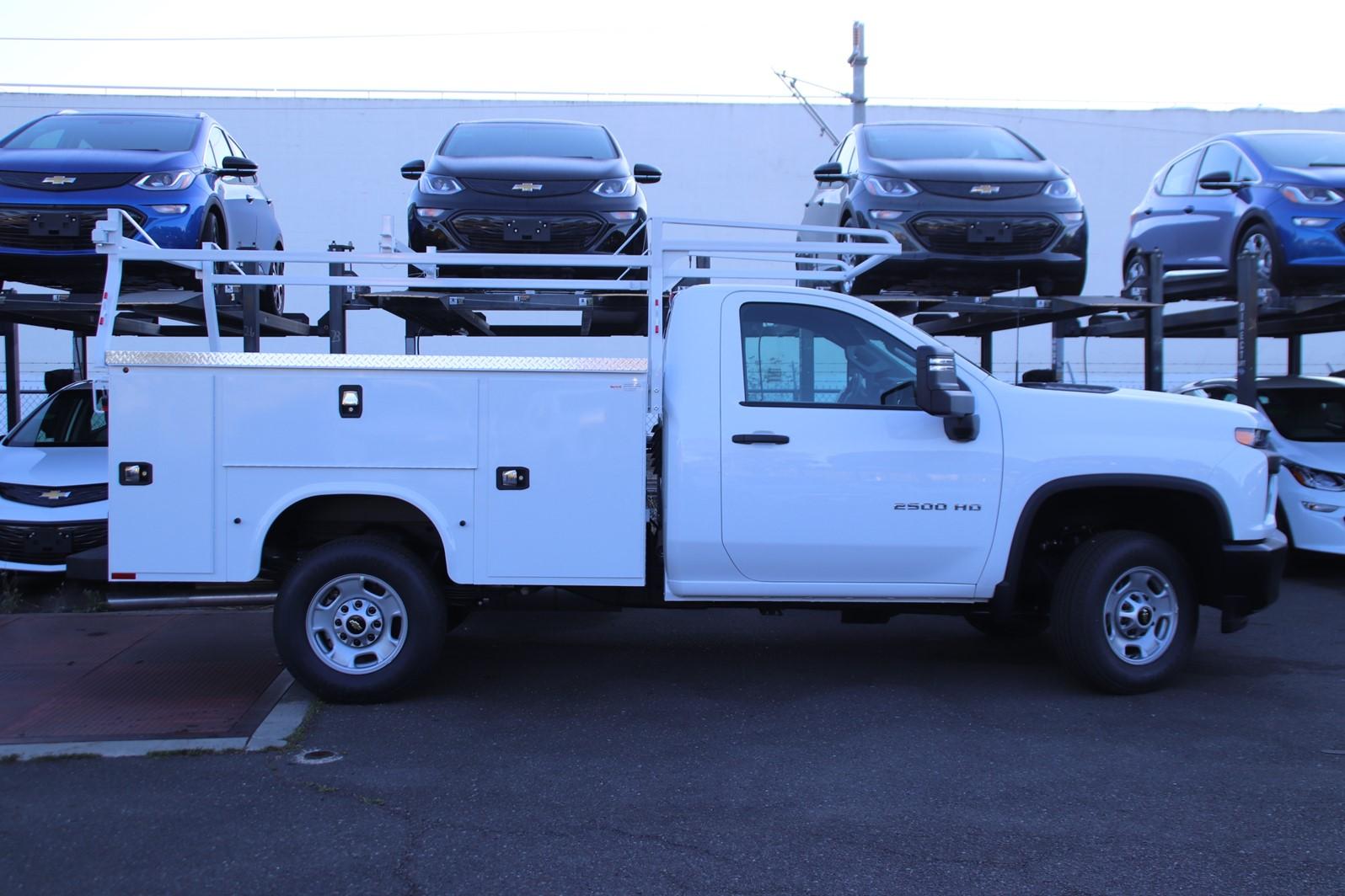 2020 Chevrolet Silverado 2500 Regular Cab 4x2, Knapheide Steel Service Body #C02308 - photo 5