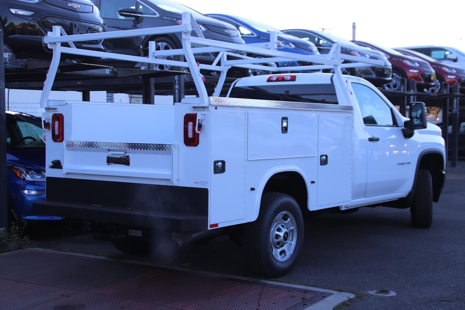 2020 Chevrolet Silverado 2500 Regular Cab 4x2, Knapheide Steel Service Body #C02308 - photo 2
