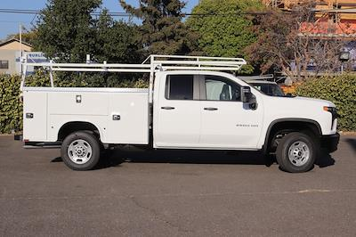 2021 Silverado 2500 Double Cab 4x2,  Knapheide Steel Service Body #C02621 - photo 5