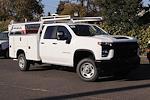 2021 Silverado 2500 Double Cab 4x2,  Knapheide Steel Service Body #C02621 - photo 1