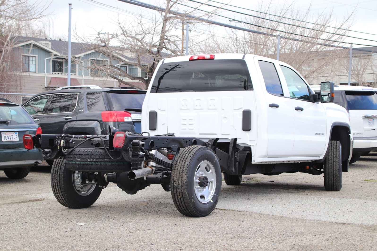 2019 Sierra 2500 Extended Cab 4x2,  Cab Chassis #G00745 - photo 1
