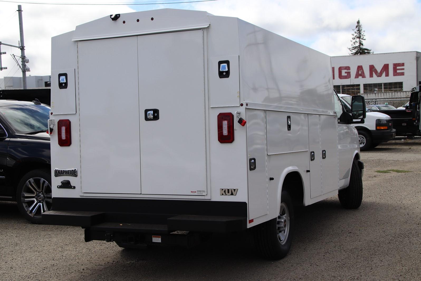2019 GMC Savana 3500 RWD, Knapheide Service Utility Van #G00995 - photo 1