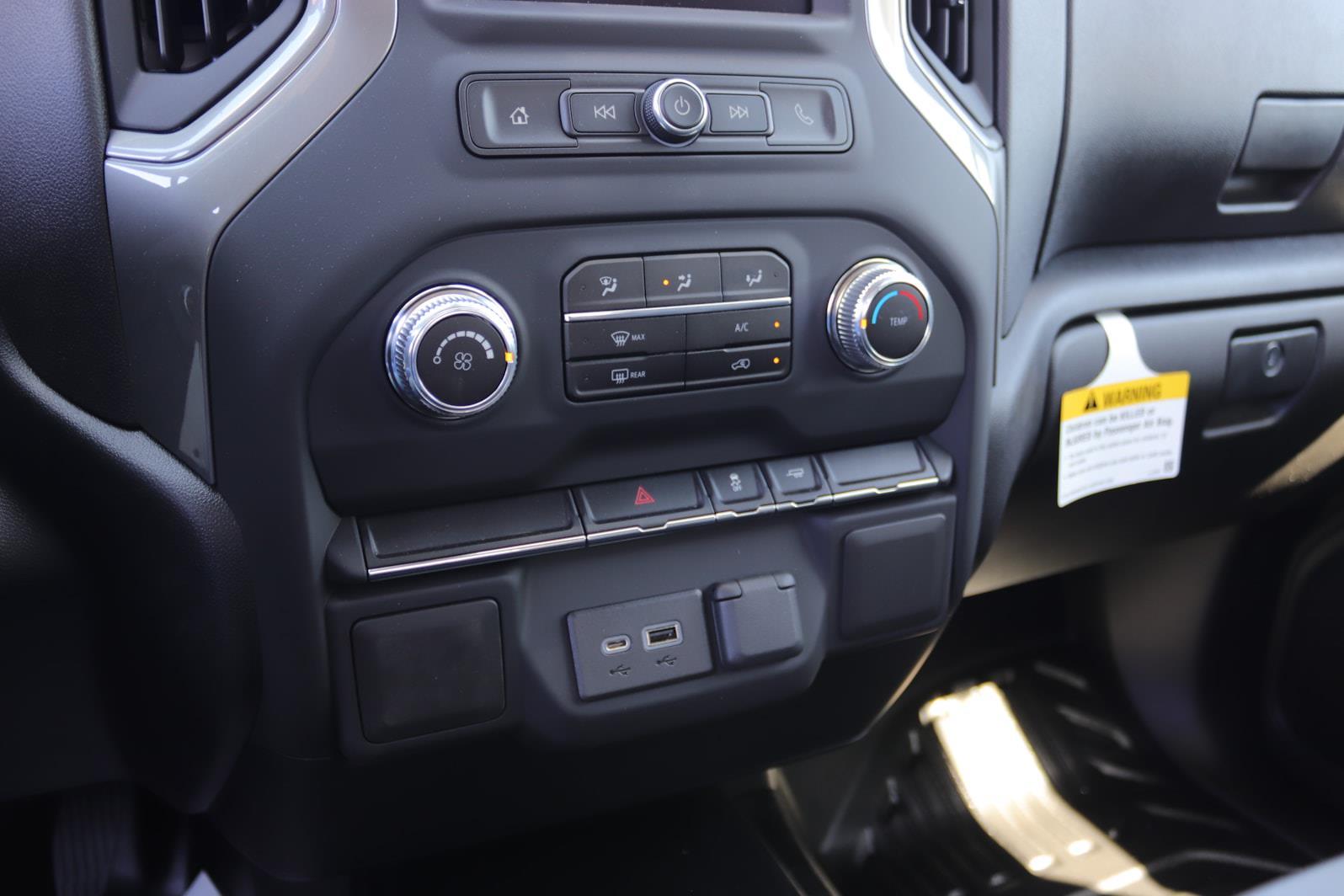 2021 Sierra 2500 Double Cab 4x2,  Knapheide Steel Service Body #G01218 - photo 11