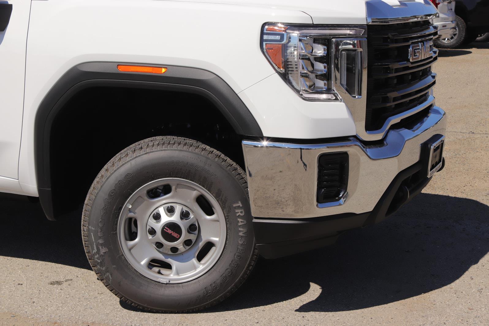 2021 Sierra 2500 Double Cab 4x2,  Knapheide Steel Service Body #G01218 - photo 4
