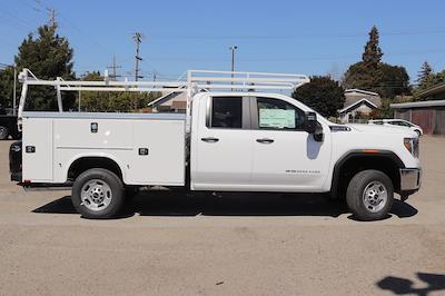 2021 Sierra 2500 Double Cab 4x2,  Knapheide Steel Service Body #G01218 - photo 5
