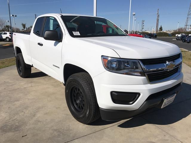 2020 Chevrolet Colorado Extended Cab 4x4, Pickup #00240586 - photo 1