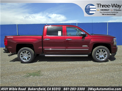 2017 Silverado 1500 Crew Cab 4x4 Pickup #902143K - photo 5