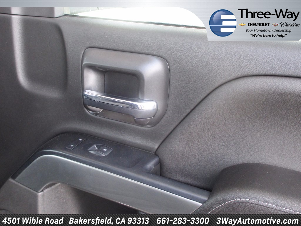 2017 Silverado 1500 Crew Cab Pickup #902985K - photo 14
