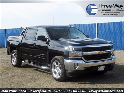 2017 Silverado 1500 Crew Cab Pickup #902985K - photo 1