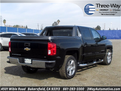 2017 Silverado 1500 Crew Cab Pickup #902985K - photo 2