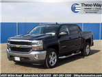 2017 Silverado 1500 Crew Cab Pickup #902985K - photo 3
