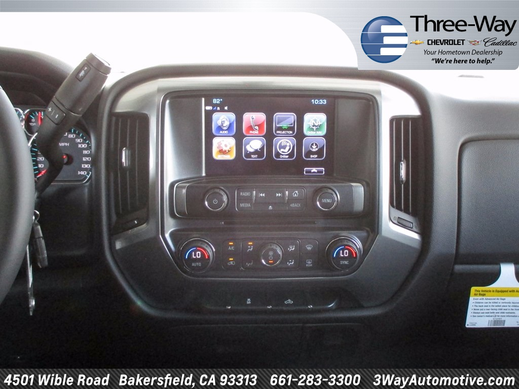 2017 Silverado 1500 Crew Cab Pickup #903544K - photo 23