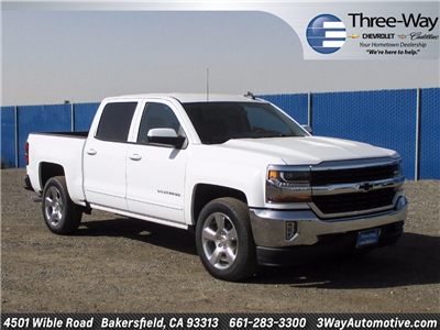 2017 Silverado 1500 Crew Cab Pickup #903544K - photo 1