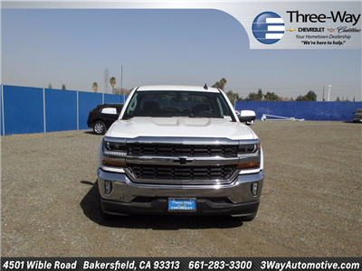 2017 Silverado 1500 Crew Cab Pickup #903544K - photo 4