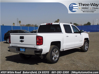 2017 Silverado 1500 Crew Cab Pickup #903544K - photo 2
