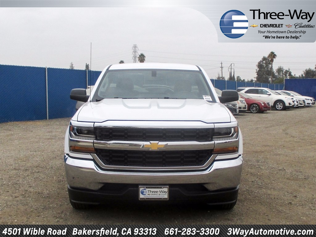 2018 Silverado 1500 Regular Cab Pickup #904139K - photo 4