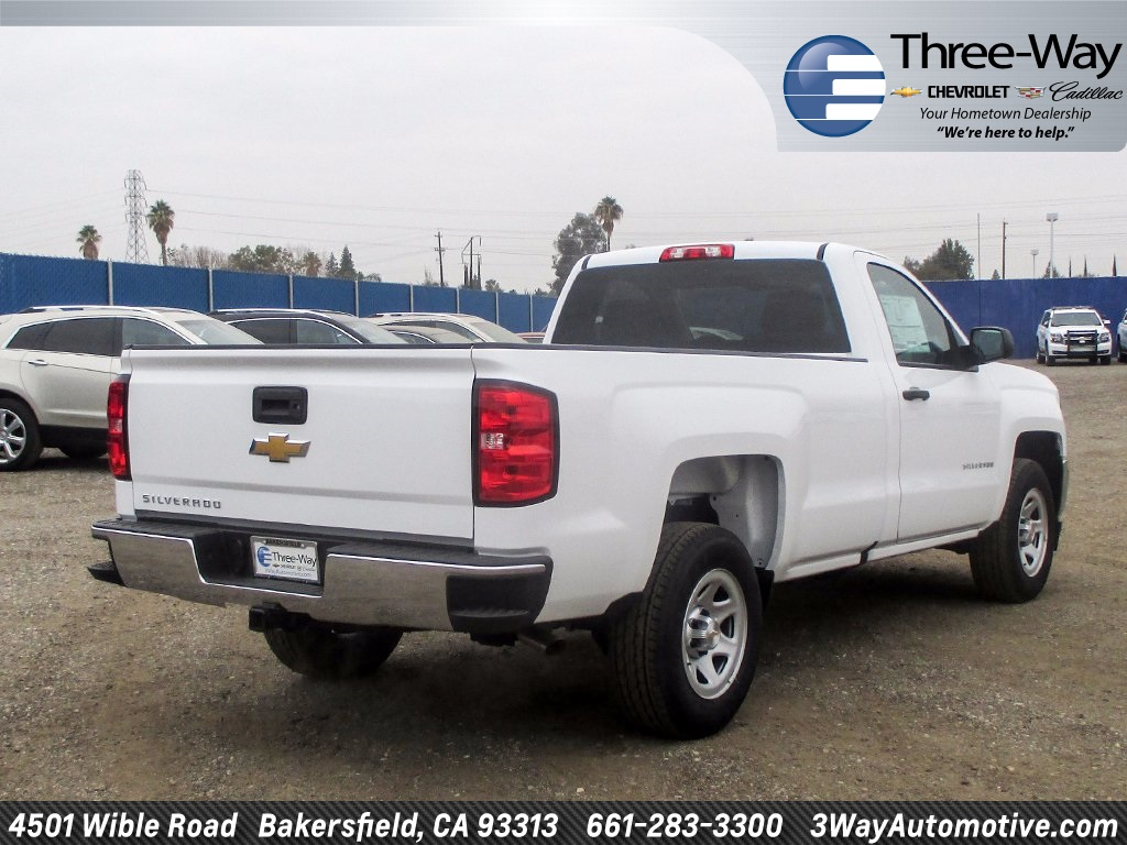 2018 Silverado 1500 Regular Cab Pickup #904139K - photo 2