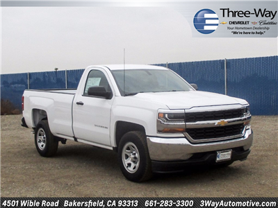 2018 Silverado 1500 Regular Cab Pickup #904139K - photo 1