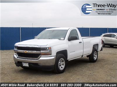 2018 Silverado 1500 Regular Cab Pickup #904139K - photo 3