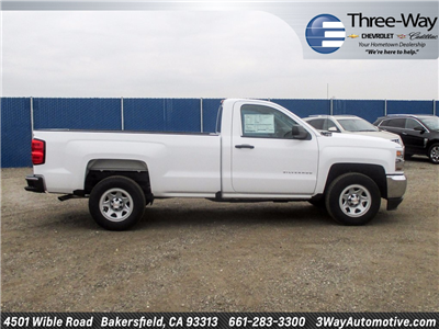 2018 Silverado 1500 Regular Cab Pickup #904139K - photo 5