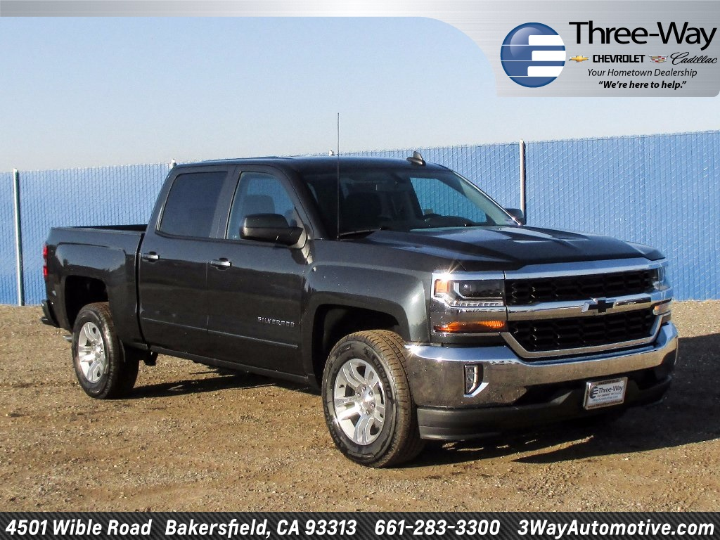 2018 Silverado 1500 Crew Cab Pickup #904474K - photo 1