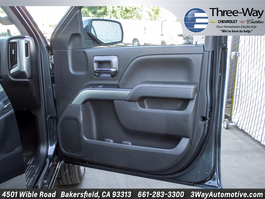 2018 Silverado 1500 Crew Cab Pickup #904474K - photo 13