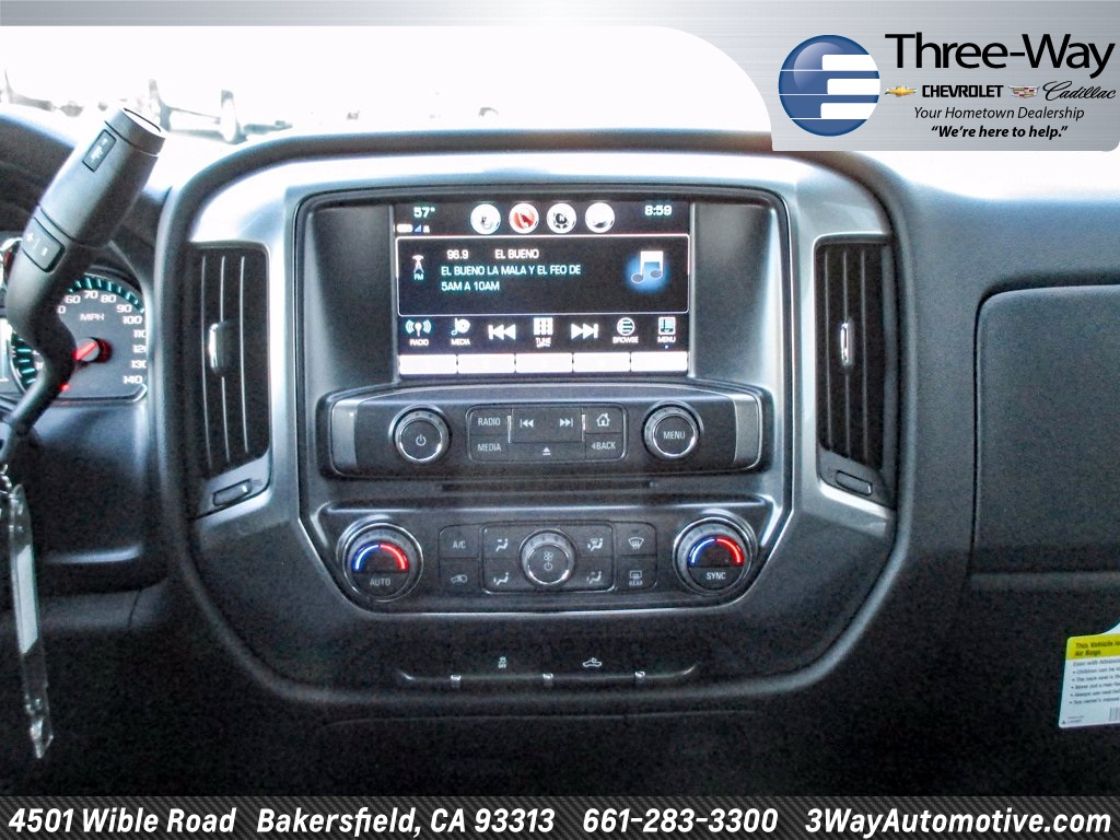 2018 Silverado 1500 Crew Cab Pickup #904474K - photo 23