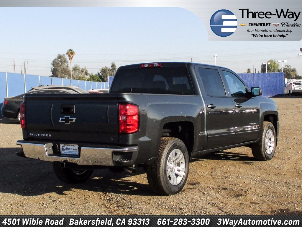 2018 Silverado 1500 Crew Cab Pickup #904474K - photo 2