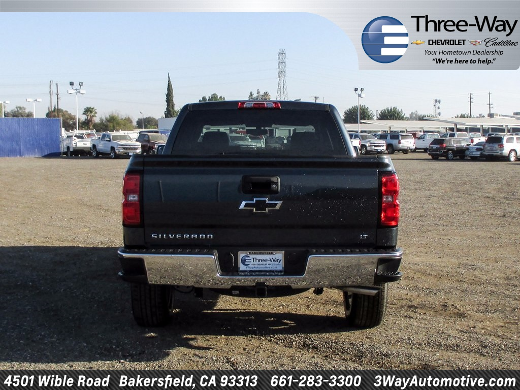2018 Silverado 1500 Crew Cab Pickup #904474K - photo 6