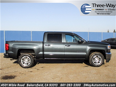 2018 Silverado 1500 Crew Cab Pickup #904474K - photo 5