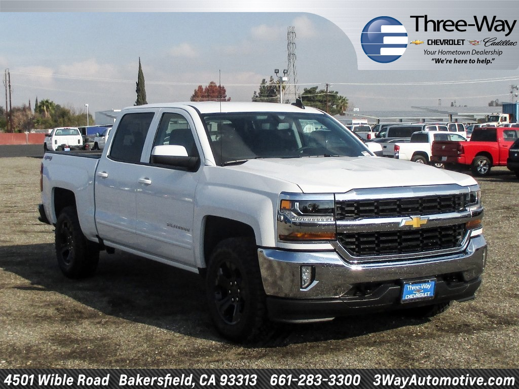 2018 Silverado 1500 Crew Cab 4x4 Pickup #904512K - photo 1