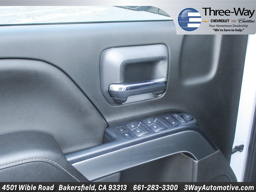 2018 Silverado 1500 Crew Cab 4x4 Pickup #904512K - photo 10