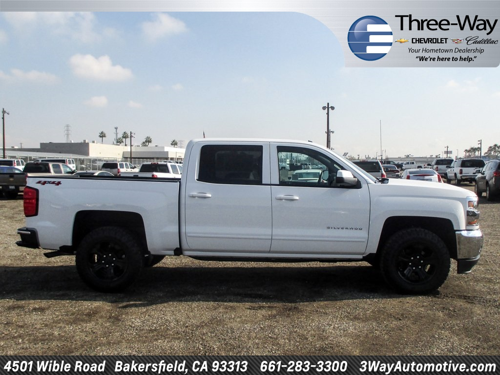 2018 Silverado 1500 Crew Cab 4x4 Pickup #904512K - photo 5