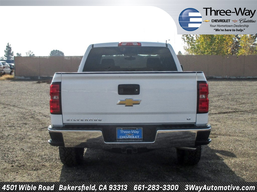 2018 Silverado 1500 Crew Cab 4x4 Pickup #904512K - photo 6