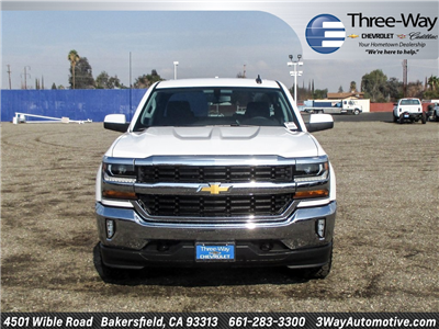 2018 Silverado 1500 Crew Cab 4x4 Pickup #904512K - photo 4