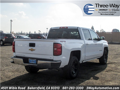 2018 Silverado 1500 Crew Cab 4x4 Pickup #904512K - photo 2