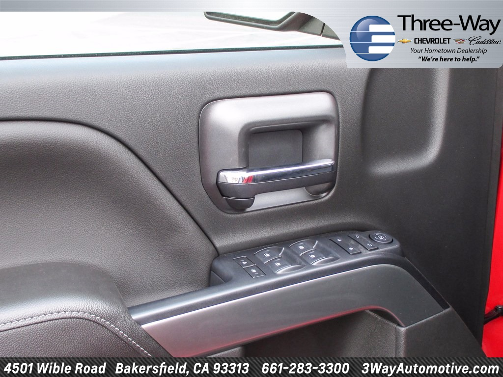 2018 Silverado 1500 Crew Cab Pickup #904528K - photo 10