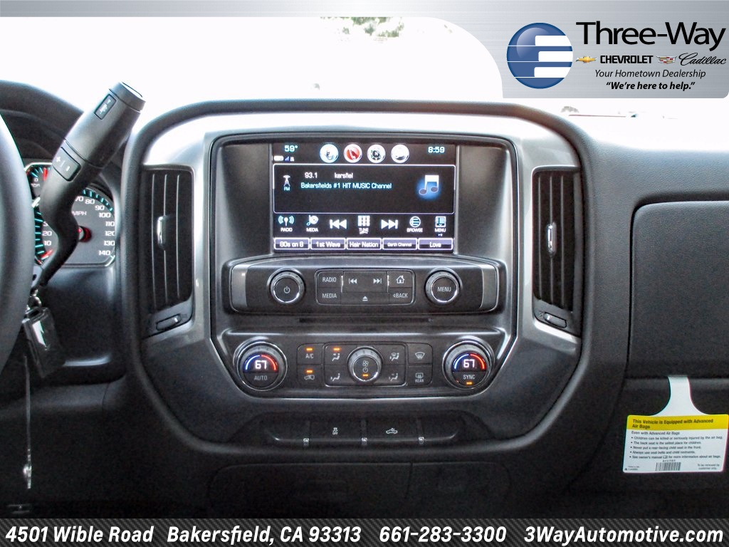 2018 Silverado 1500 Crew Cab Pickup #904528K - photo 23