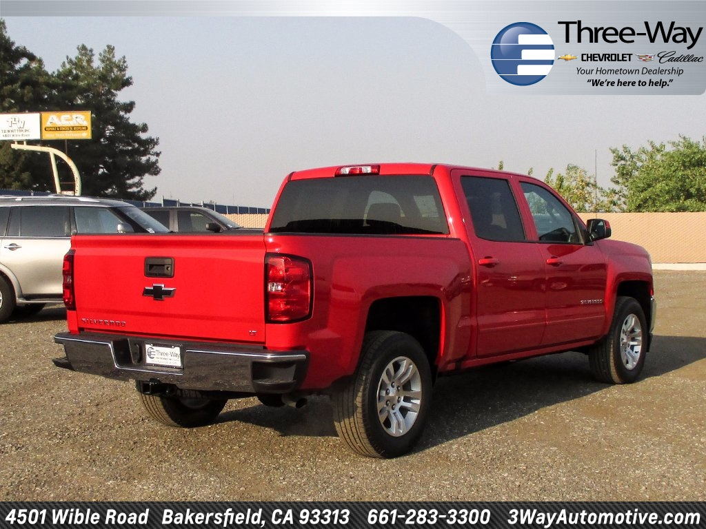 2018 Silverado 1500 Crew Cab Pickup #904528K - photo 2