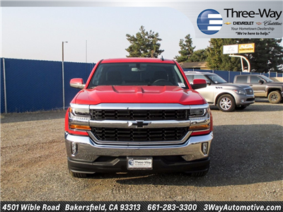 2018 Silverado 1500 Crew Cab Pickup #904528K - photo 4
